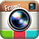 Instaframe - Photo Collage + Picture Caption Editor for Instagram Free logo