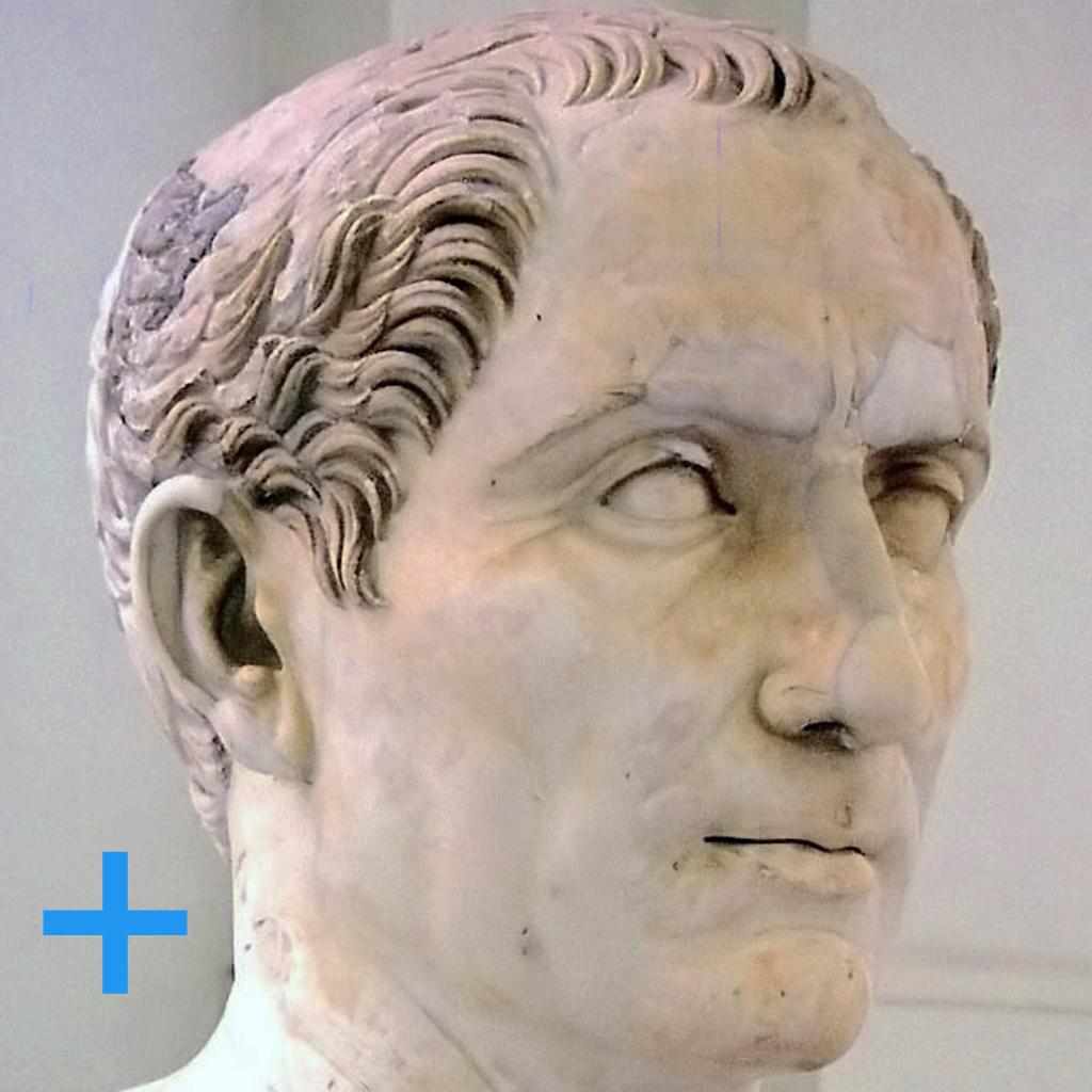 Мужские причёски древний рим