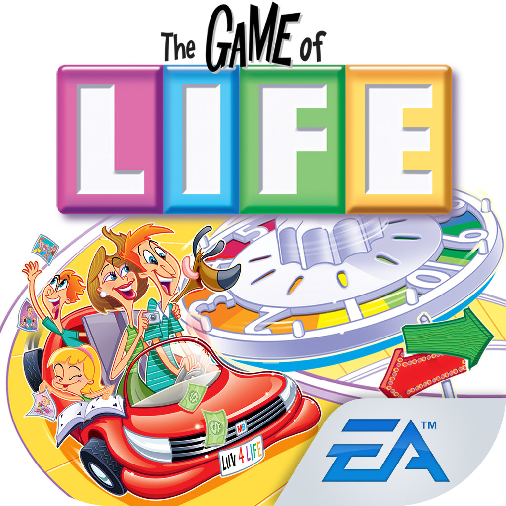THE GAME OF LIFE Classic Edition - EA Swiss Sarl